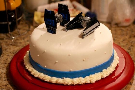 Cake Embellished