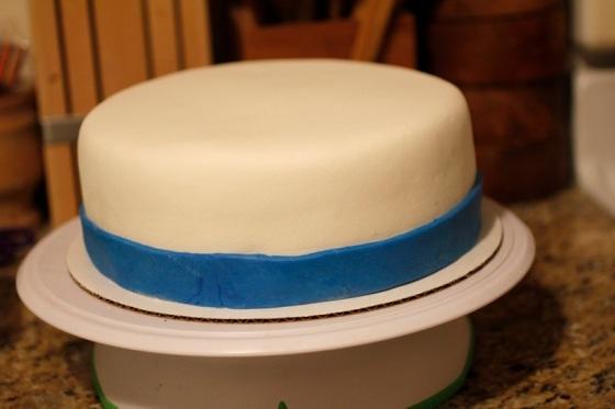 Dressing Cake