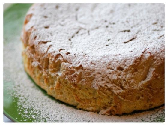 Cake Sugared
