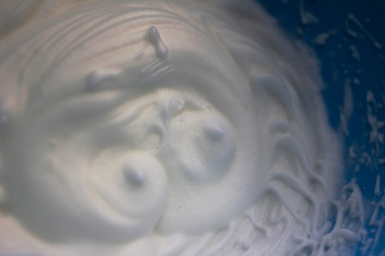 Marshmallow Egg Whites