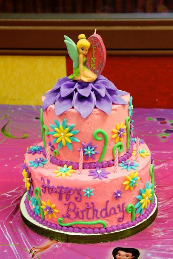 Cake Assembled