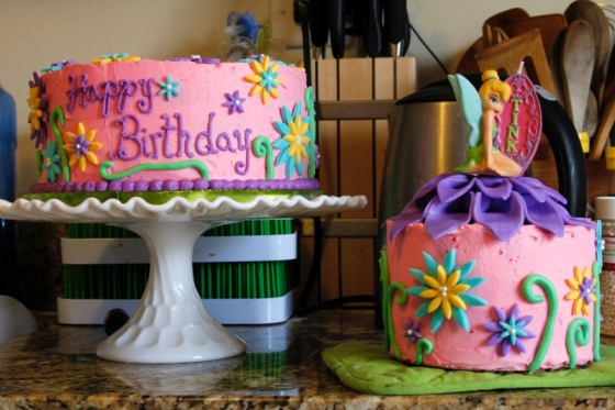 Cake Halves