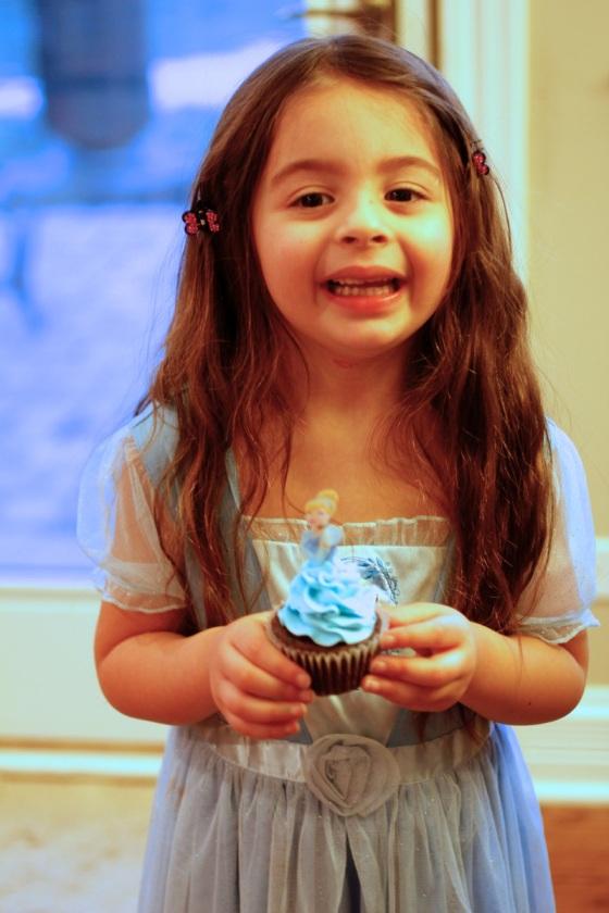 Jennarella and Cupcake